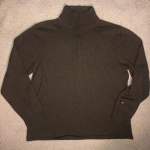 The North Face Halfzip Pullover Sweater